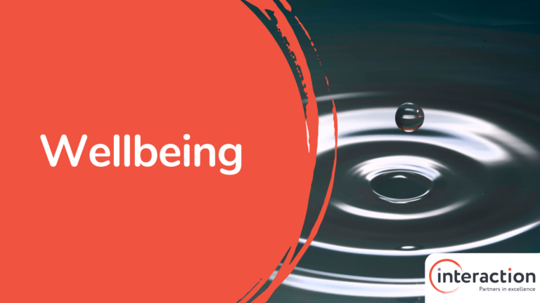 Interaction Consulting - Wellbeing