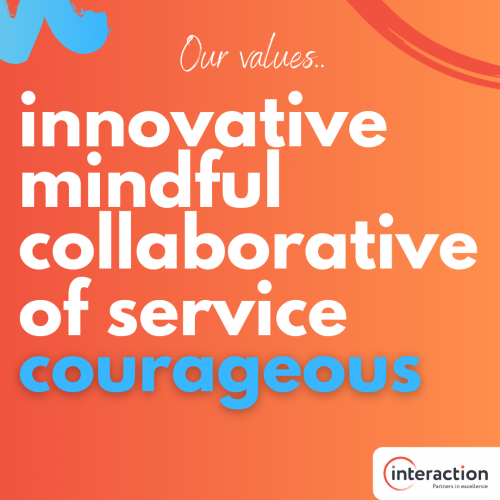 Our values - Courageous highlight